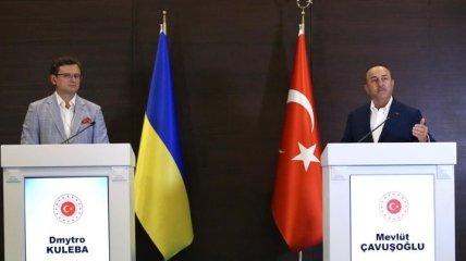 ЗСТ между Украиной и Турцией: Кулеба убежден, что соглашение подпишут уже в этом году