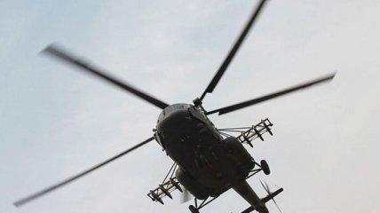 Военный вертолет потерпел крушение в Ровенской области, экипаж погиб