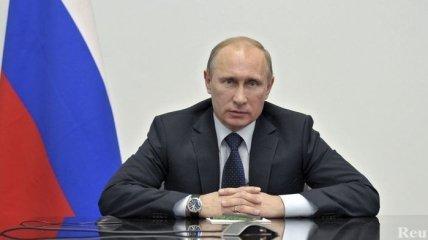 Путин объявил об экономической амнистии предпринимателям