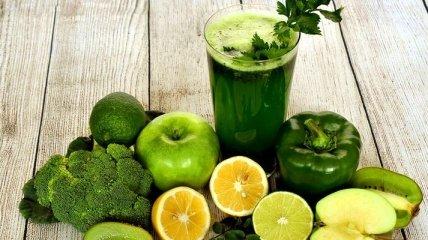 Какие продукты эффективны для очищения организма