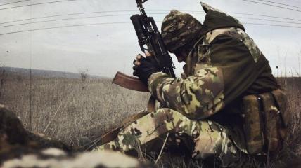 За прошлые сутки оккупанты шесть раз обстреляли позиции ВСУ