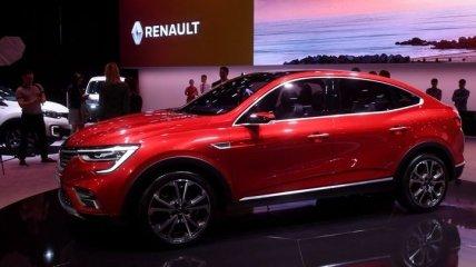 Компания Renault хочет отказаться от ряда кроссоверов