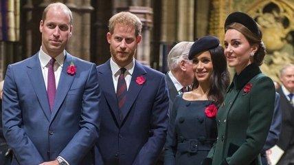 """""""Чертова женщина и 500-процентный кошмар"""": принц Уильям нелестно отозвался о жене принца Гарри Меган Маркл"""