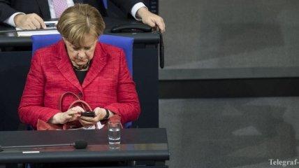 Утечка информации немецких политиков: Данные Меркель в сеть не попали