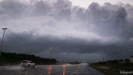 """Мощнейший ураган """"Ирма"""" обрушился на штат Флорида"""