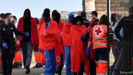 Возле берегов Мальты спасли еще 249 мигрантов