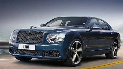 Bentley попрощался с производством одной из своих моделей: детали