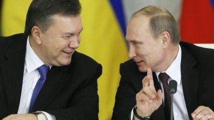 Путин поведал о приятельских отношениях с Президентом Украины