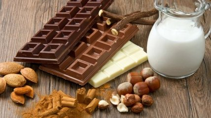 Любимый шоколад определяет характер женщины