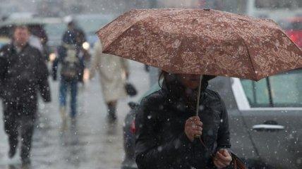 Прогноз погоды в Украине на 30 марта: ветер и местами сильные дожди