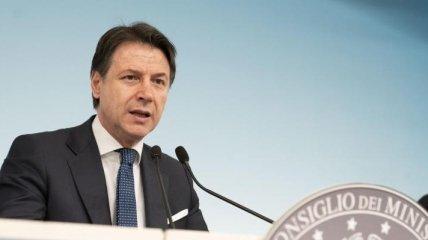 """Премьер Италии резко отреагировал на возможное внедрение """"туристических коридоров"""""""