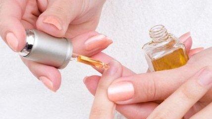 В чем польза масла для кутикулы