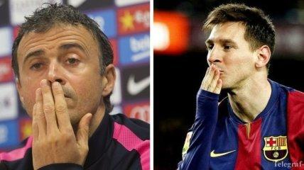 """Лидеры """"Барселоны"""" вызвались снизить градус конфликта """"Месси-Тренер"""""""