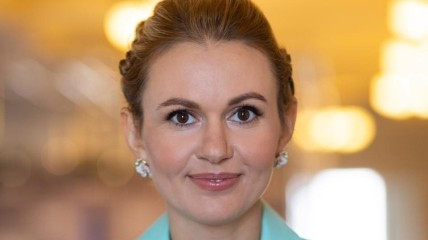 Народный депутат Анна Скороход