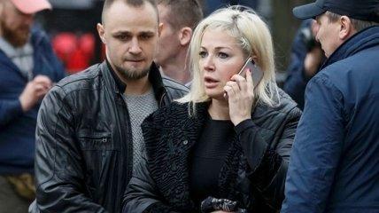 Вдова Вороненкова Максакова отрицает версию ГПУ, в прокуратуре удивлены