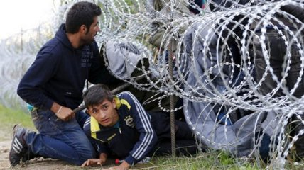 Гибридная война Лукашенко: в бой идут незаконные мигранты