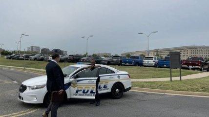 В ходе перестрелки возле Пентагона погиб полицейский (видео)