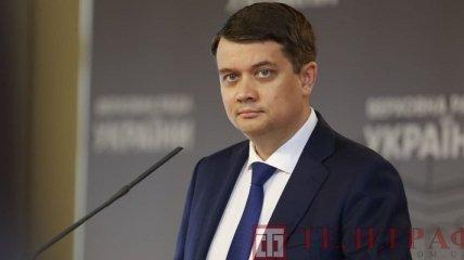 """Фальстарт Разумкова: ждать ли осенью отставки спикера и зачем ему временная """"дружба"""" с Кличко"""