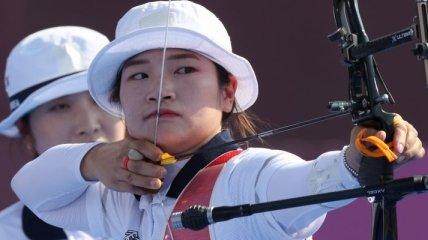 Южнокорейские лучницы разгромили россиянок в финале Олимпийских игр