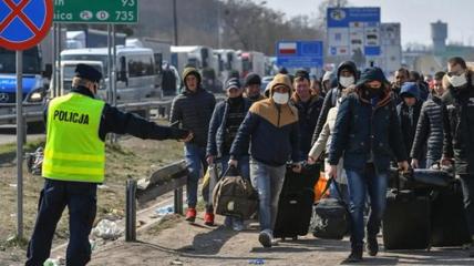 Украинцы активно покидают свою страну в поисках лучшей жизни