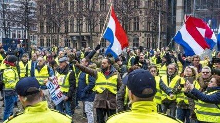 """Полиция задержала организатора протестов """"желтых жилетов"""""""