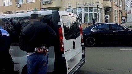 В Одессе группа злоумышленников выкрала мужчину и требовала выкуп