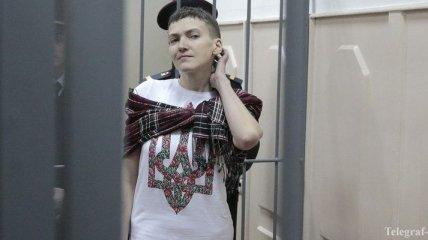 Савченко призвала Украину не молчать
