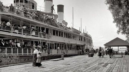 Америка на рубеже XIX-XX веков (Фотогалерея)