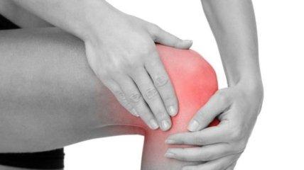Причины появления боли в коленях
