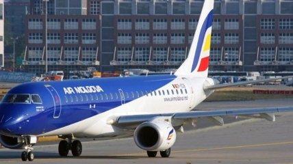 Крупнейшая государственная авиакомпания Молдовы продана с аукциона