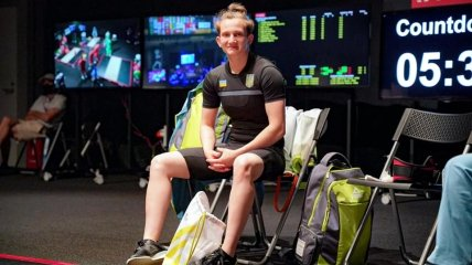 Украинская тяжелоатлетка Конотоп показала пятый результат на Олимпиаде в Токио