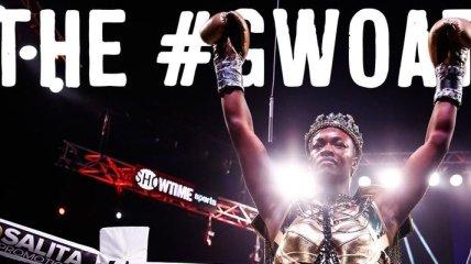 В боксе впервые появился двукратный абсолютный чемпион мира (видео)