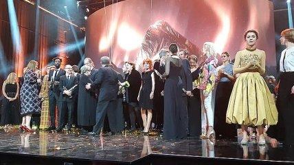 """""""Мне почему-то не дали выступить"""": Сенцов о церемонии премии Европейской киноакадемии"""