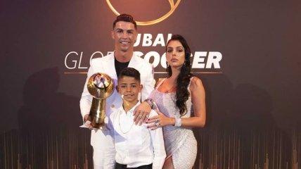 Globe Soccer Awards: Роналду - лучший игрок года