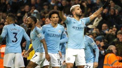 Манчестер Сити рискует остаться без Лиги чемпионов