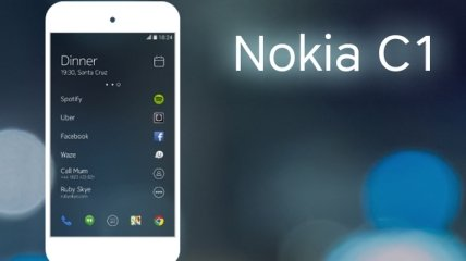 Nokia готовит к выходу смартфон внешне напоминающий iPhone 6