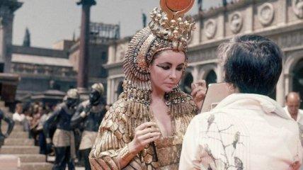 Клеопатра: известные актрисы, сыгравшие легендарную царицу Египта (Фото)