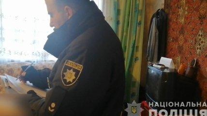 Не нашел дома еды и избил сожительницу до смерти: детали и фото с места ЧП под Одессой