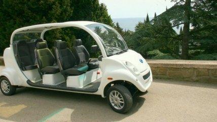 В Крыму проведут автопробег электромобилей