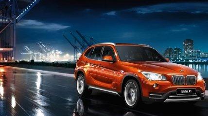 На автосалоне в Детройте представят новый BMW X1