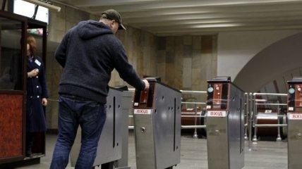 Жетоны в киевском метро заменят билеты с QR-кодом