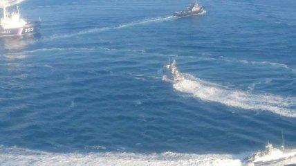 Бирюков рассказал о подготовке нового прохода кораблей через Керченский пролив