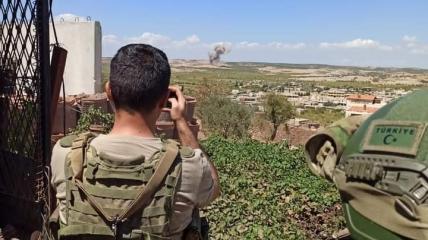 Авиаудары по Сирии