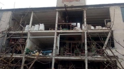 В результате взрыва на заводе Лисичанска погибла женщина