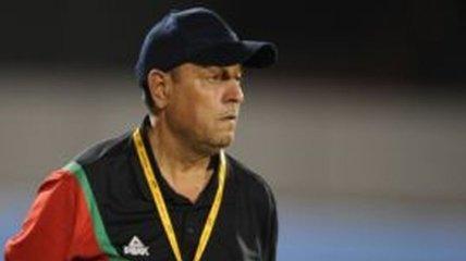 Новый тренер сборной Ирака