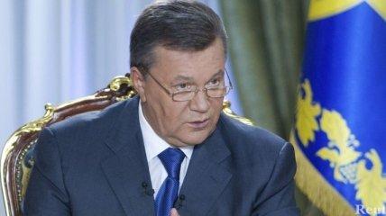 Янукович допустил, что Украина может выйти из состава ЕЭС