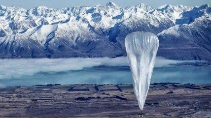 Google создаст сеть доступа к интернету посредством воздушных шаров