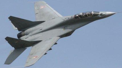 Пилот разбившегося под Читой МиГ-29 погиб
