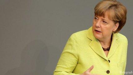 Меркель: Политическое решение в Сирии недостижимо в ближайшее время