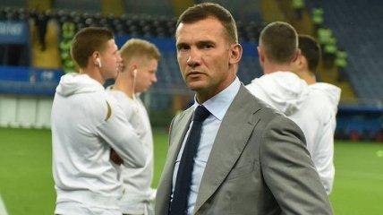 Шевченко назвал идеального тренера для Милана